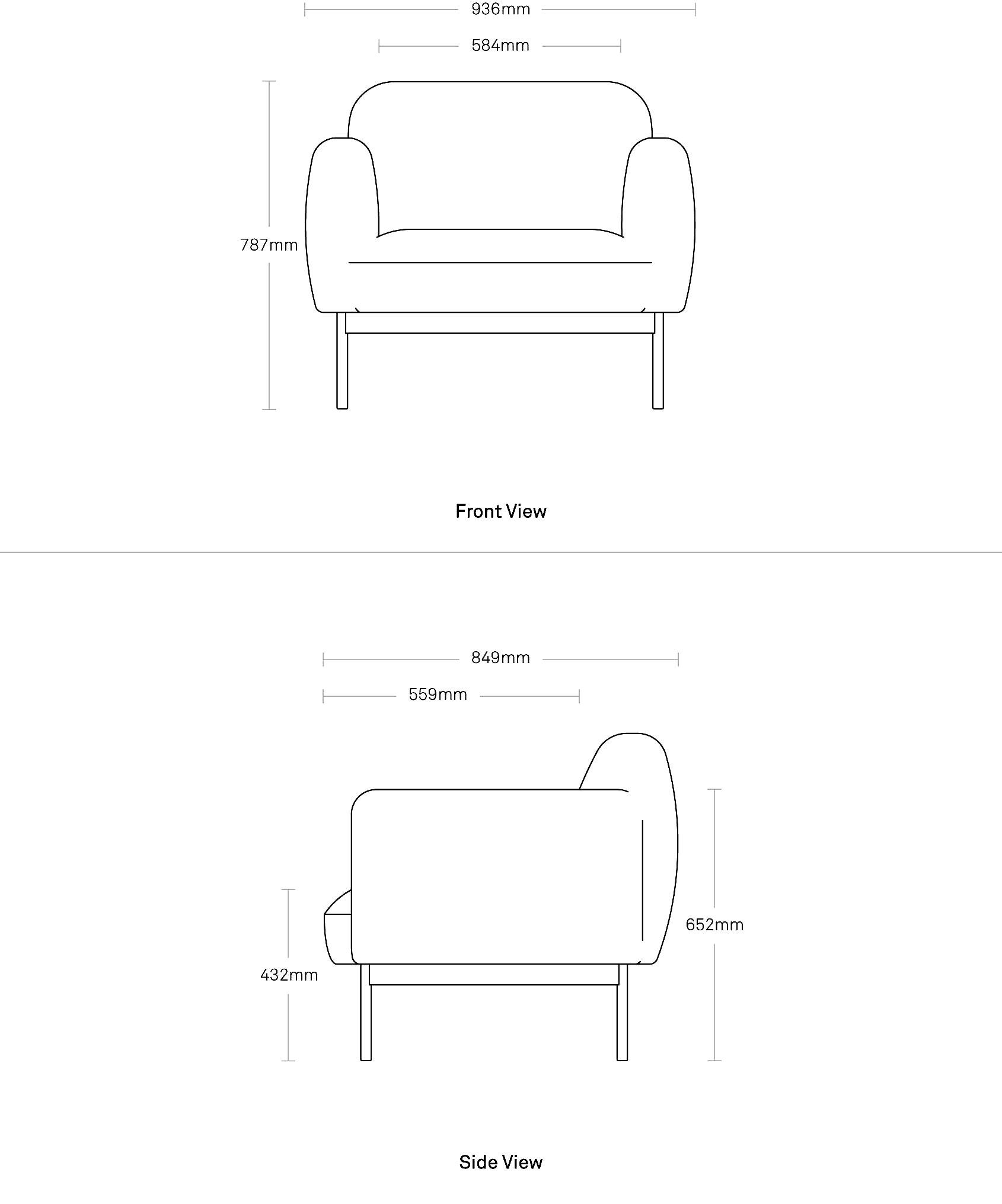Puff Puff Modern Lounge Chair Modern Lounge Chairs And