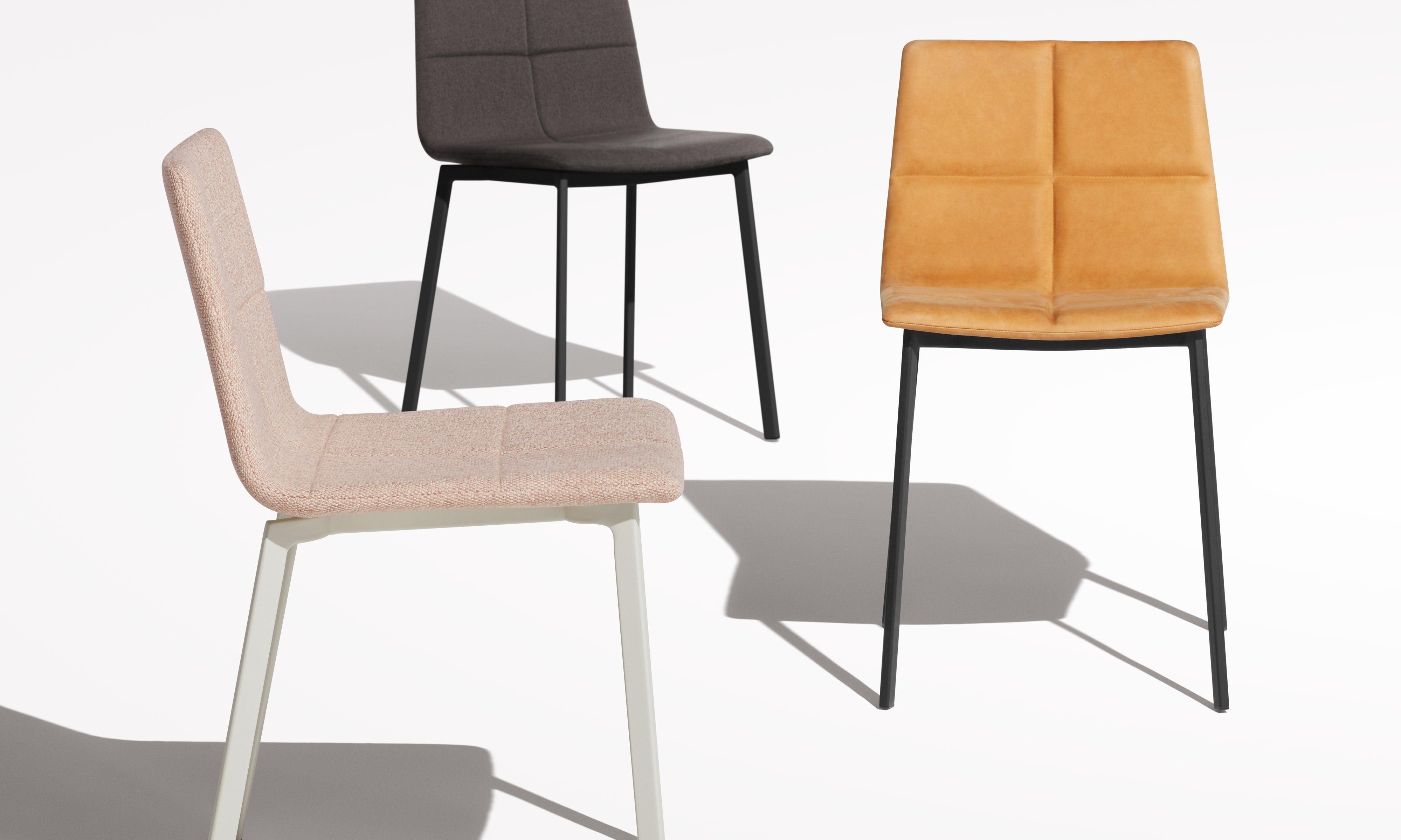 Between Us Modern Dining Chair by Blu Dot
