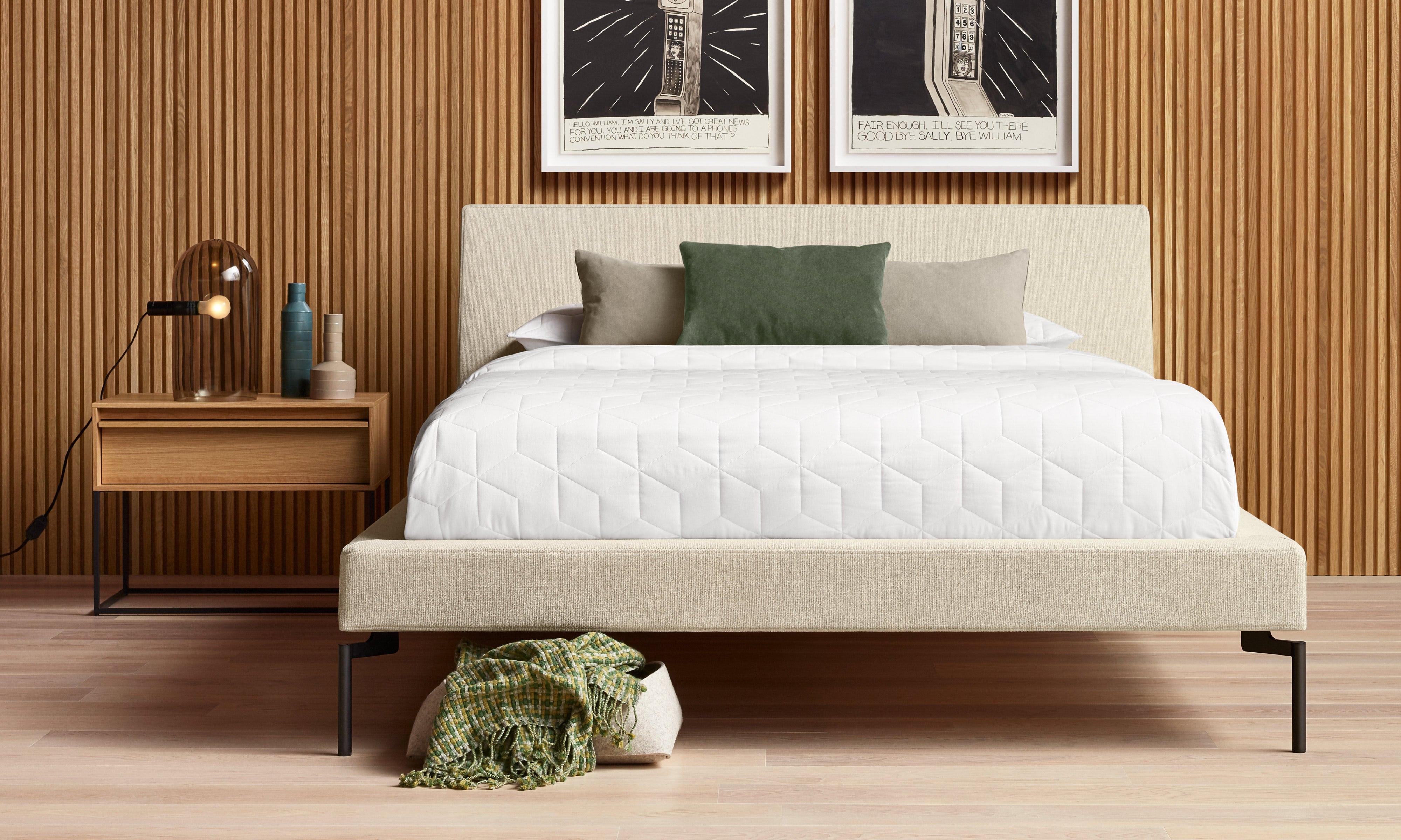 New Standard Full Bed