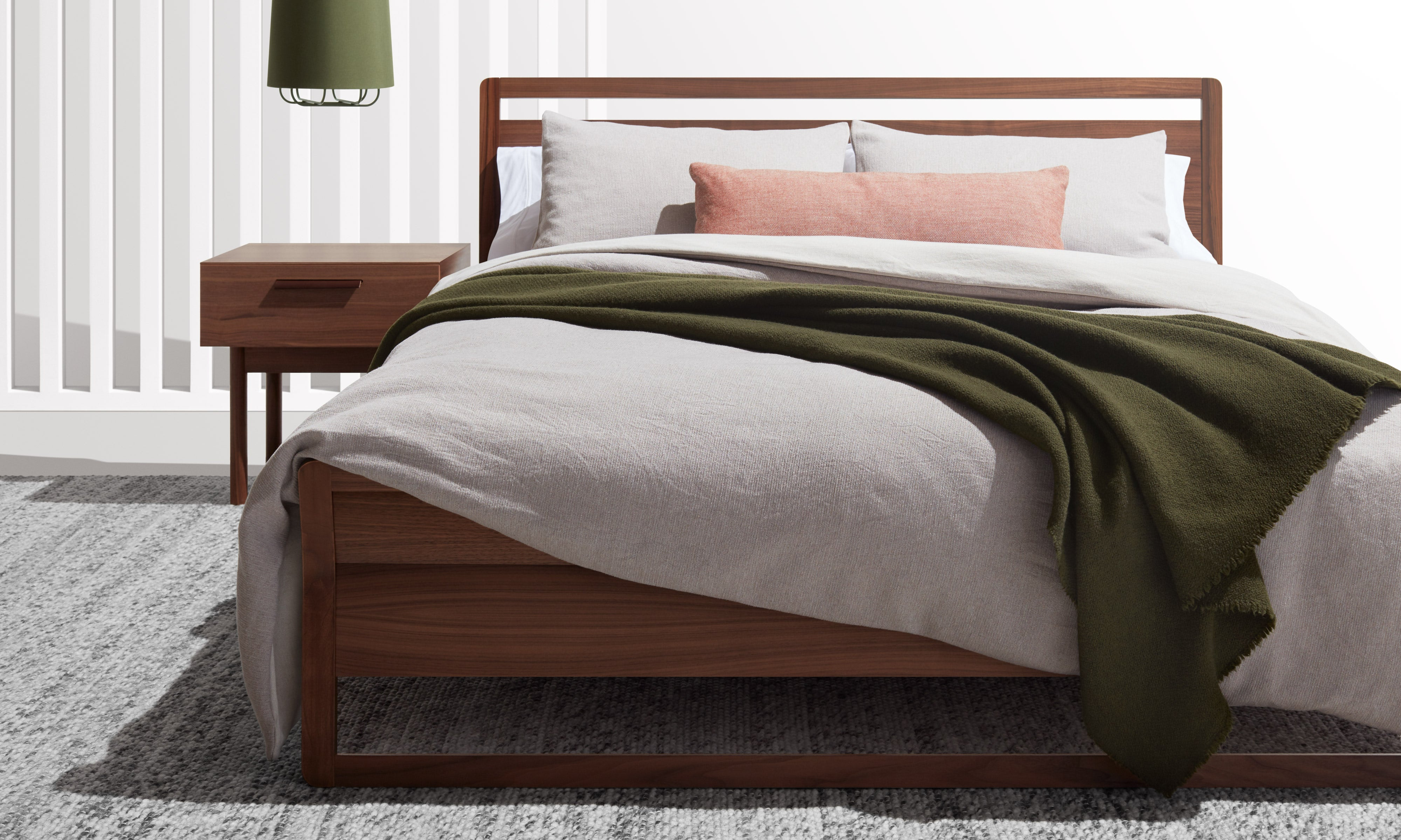 Woodrow King Bed