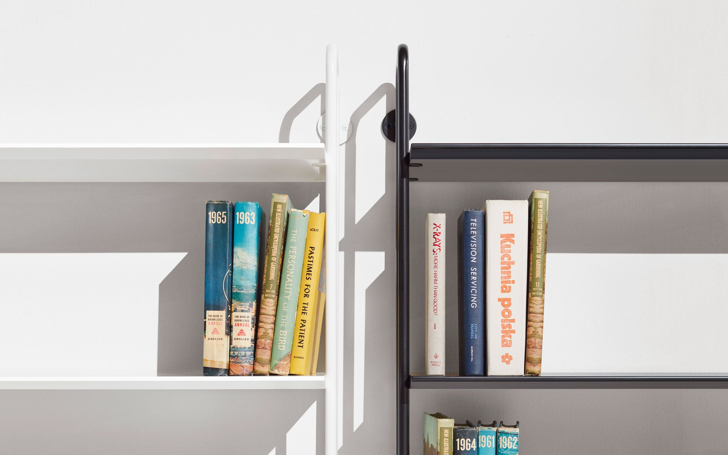 Hitch Add On Bookcase Modern Bookcases Blu Dot